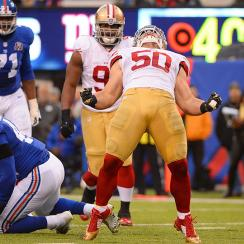 Chris Borland retires due to safety concerns