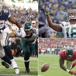 2015 NFL free agency winners and losers