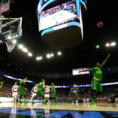 wisconsin oregon march madness sweet 16