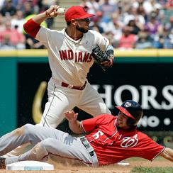 The Indians and Nationals last met in 2013, but they'll square off this year in the World Series.