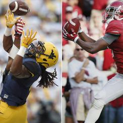 NFL draft: Amari Cooper, Kevin White top WRs available