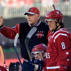 Trotz says he was wrong about Ovechkin