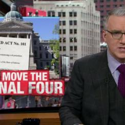 Keith Olbermann tells NCAA to pull Final Four out of Indiana