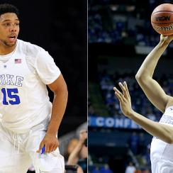 Okafor vs. Towns NBA draft debate