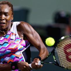 Venus Williams loses to Carla Suarez Navarro