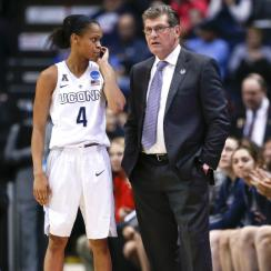 women's final four preview uconn maryland notre dame south carolina