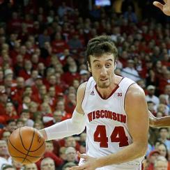 Frank Kaminsky Wisconsin vs. Duke