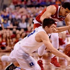 Duke and Wisconsin each had just five turnovers in the national championship game, but the play was far sloppier most of the year.
