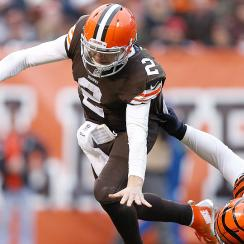 Johnny Manziel, second-year NFL players under microscope