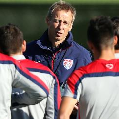 Jurgen Klinsmann named his 22-man roster for the United States' friendly against Mexico.