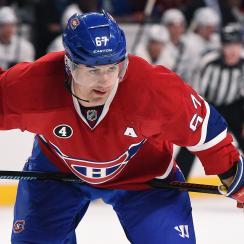 Canadiens vs Senators series