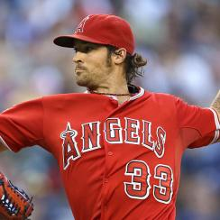 C.J. Wilson, Los Angeles Angels