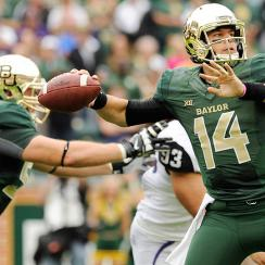 Why isn't Baylor QB Bryce Petty in the Round 1 discussion? I went to school to find out.