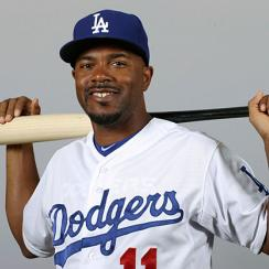 Jimmy Rollins, Los Angeles Dodgers