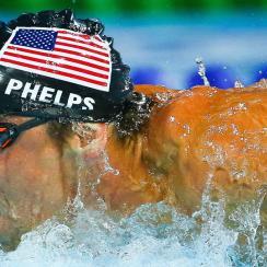 Michael Phelps 2016 Olympics Rio