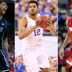 NBA Mock Draft 1.0: Jahlil Okafor, Karl-Anthony Towns, D'Angelo Russell