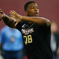 Former Florida State star Jameis Winston