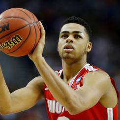 dangelo russell nba draft ohio state