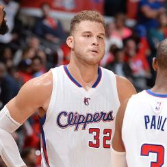 Blake Griffin and the Clippers squandered an opportunity to take a 2-0 lead on the Spurs.