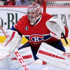 Vezina Trophy Carey Price finalist Canadiens