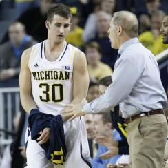 austin hatch michigan wolverines student assistant