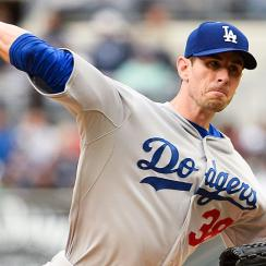 Brandon McCarthy Dodgers injury