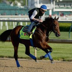 2015 Kentucky Derby post position draw american pharoah dortmund