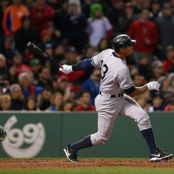 alex rodriguez 660th home run willie mays new york yankees fenway park