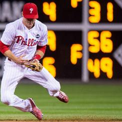 Chase Utley isn't the only player who has stumbled so far for the last-place Phillies.