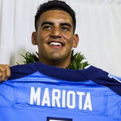 NFL draft round 1 snaps: Titans resist any trades, make right move in taking Mariota at No. 2