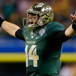 New York Jets select Bryce Petty in round 4 of 2015 NFL draft