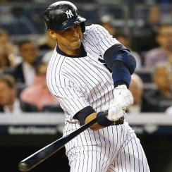 Alex Rodriguez hit his 661st home run to pass Willie Mays for fourth on the all-time list.