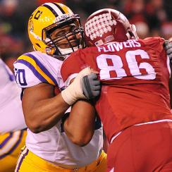 Dallas Cowboys sign La'el Collins after LSU OT falls out of 2015 NFL draft
