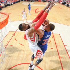 Rockets beat Clippers in Game 2 after their defensive adjustments on Blake Griffin.