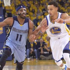 The Grizzlies' transition game is crucial to their success against the Warriors.