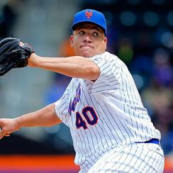Bartolo Colon has 40 strikeouts and just one walk in his first seven starts this season.