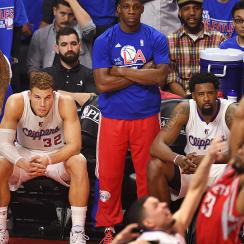 Los Angeles Clippers had an epic collapse against Houston Rockets in Game 6.