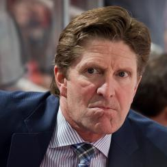 Mike Babcock won't return to the Detroit Red Wings.
