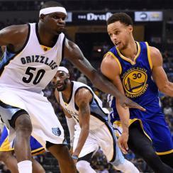 Warriors' Stephen Curry