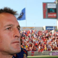 Jason Kreis returns to Real Salt Lake's Rio Tinto Stadium as a manager–albeit on the opposing sideline–for the first time since leaving the club in 2013.