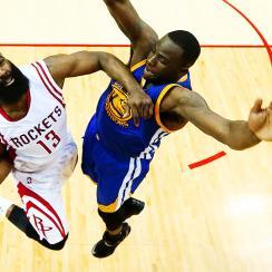 James Harden Rockets Warriors Game 4 Story