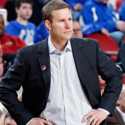 Fred Hoiberg told a recruit he wasn't sure about his Iowa State future amid links to the Chicago Bulls.