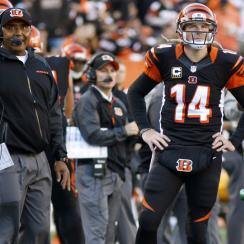 Bengals offseason report card: Andy Dalton, Marvin Lewis under pressure