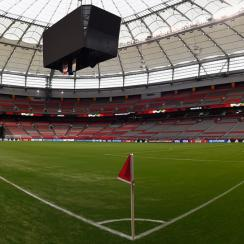 Women's World Cup turf, BC Place