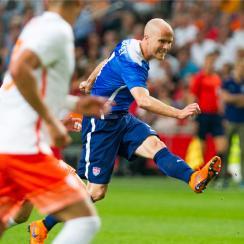 Michael Bradley, USA vs. Netherlands