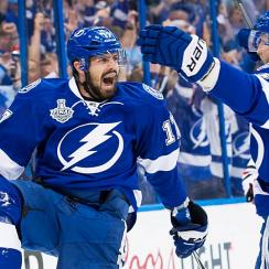 Killorn Stamkos Lightning