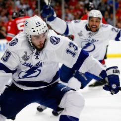 stanley cup blackhawks lightning cedric paquette goal video