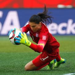 womens world cup hope solo saves usa australia video