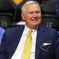 Warriors' Jerry West