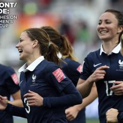 France's Women's World Cup team is a contender in Canada.